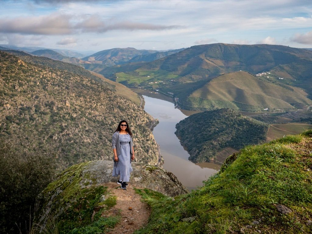 Douro Wine Region Valley, Portugal