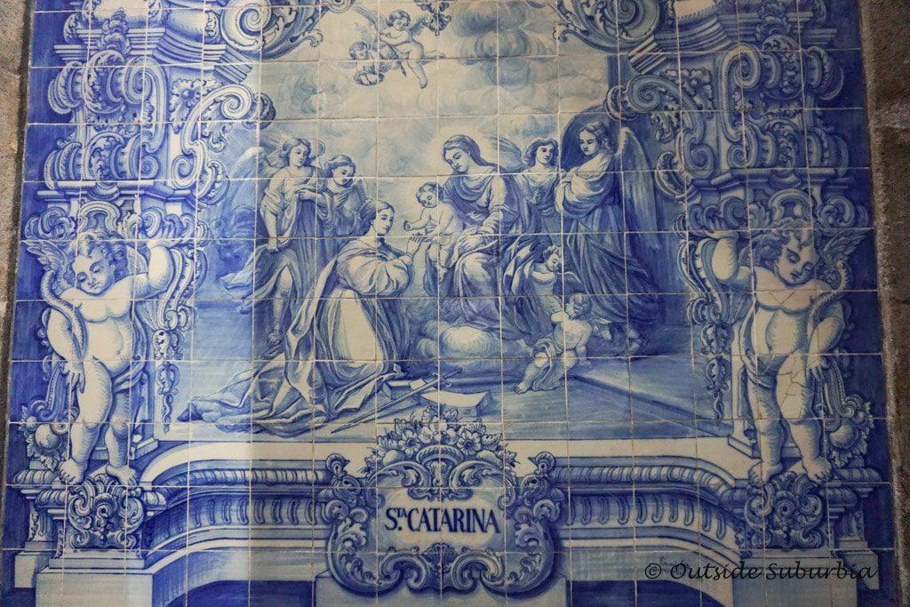 Where to find azulejo tiles in Porto  - outsidesuburbia.com