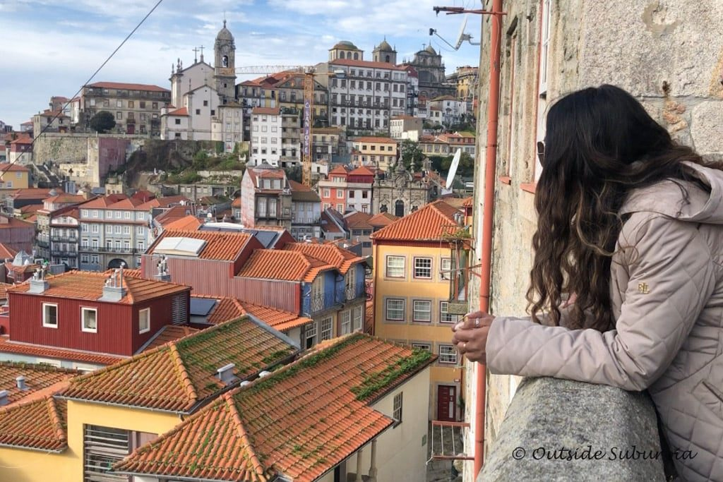 Porto Cathedral (Sé) Square - One of the best viewpoints in Porto