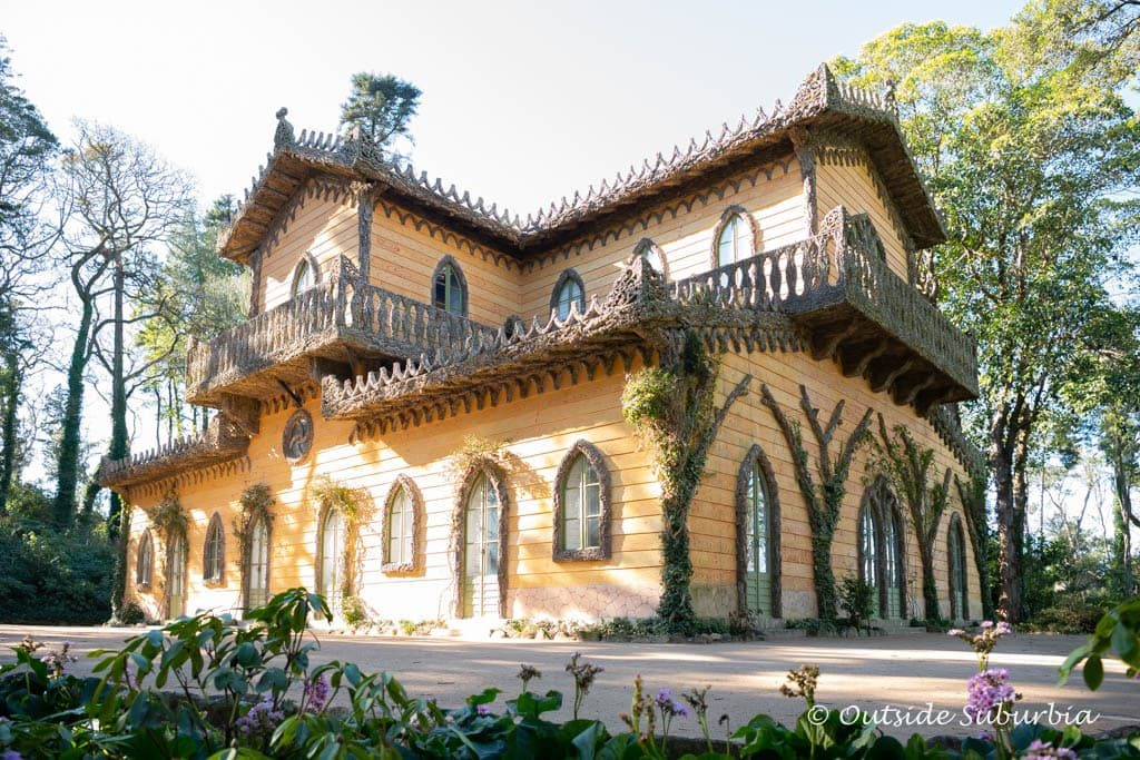 Chalet of the Countess of Elda, Sintra, Portugal