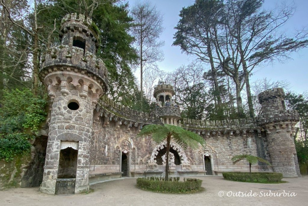 Quinta da Regaleira - Photo by OutsideSuburbia.com