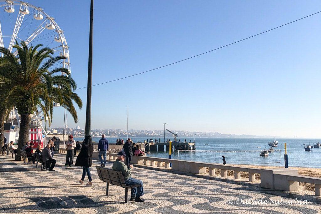 Day trip to Cascais, Sintra & Itinerary - outsidesuburbia.com