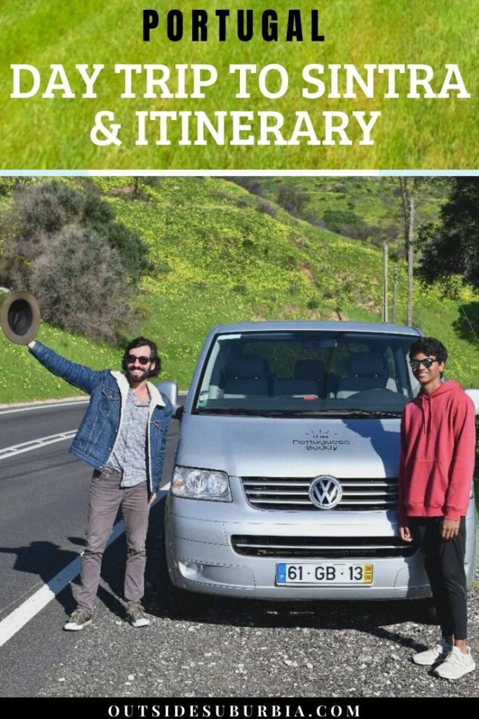 Day trip to Sintra & Itinerary to visit the Portuguese Riviera | Outside Suburbia