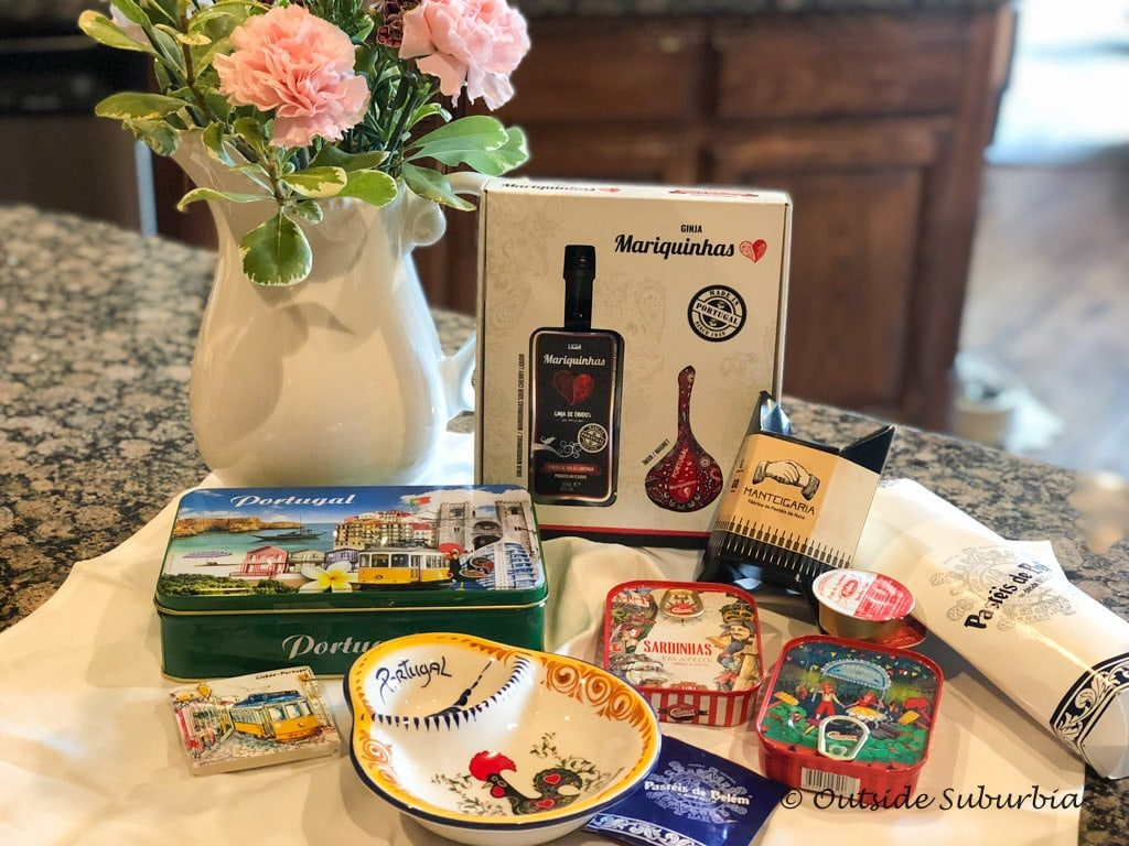 Souvenirs to bring back from Lisbon, Portugal | Outside Suburbia