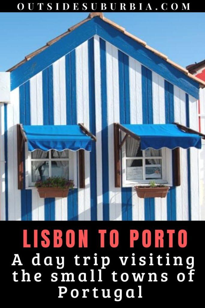 Lisbon to Porto with stops at Óbidos, Coimbra and Aveiro | Outside Suburbia