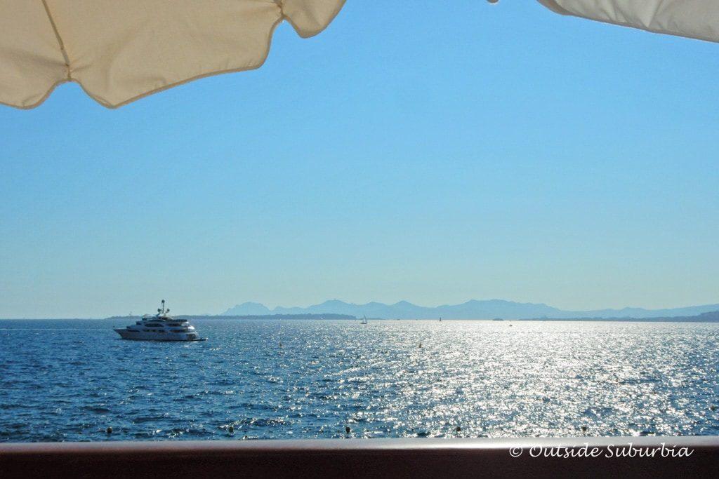 View at Hotel du Cap-Eden-Roc