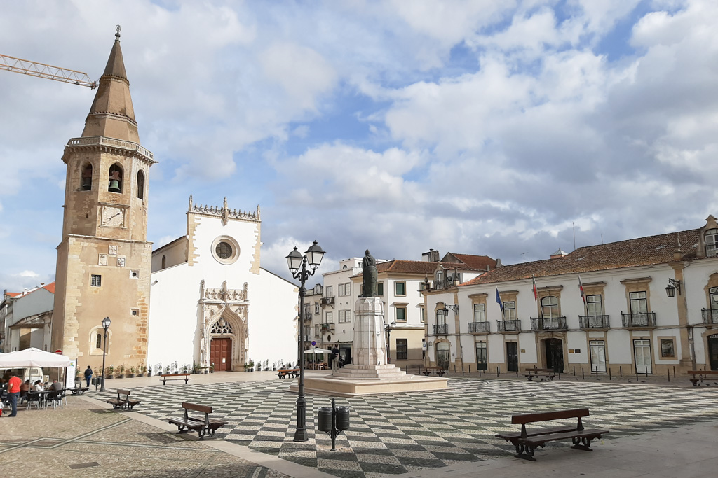 Convent of Christ, UNESCO heritage in Tomar - Beautiful places in Portugal - OutsideSuburbia.com