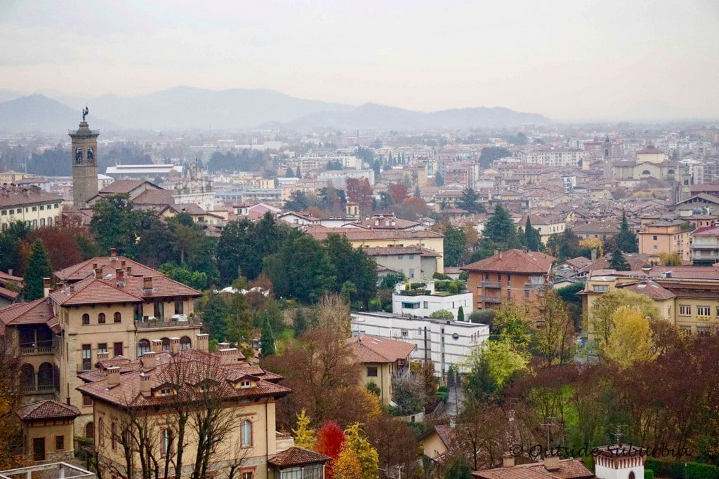 Bergamo, Italy - Photo by OutsideSuburbia