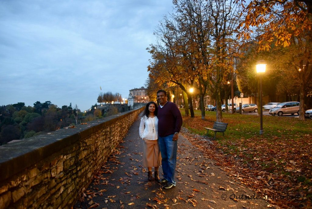 How to spend one day in Bergamo, Italy - OutsideSuburbia.com