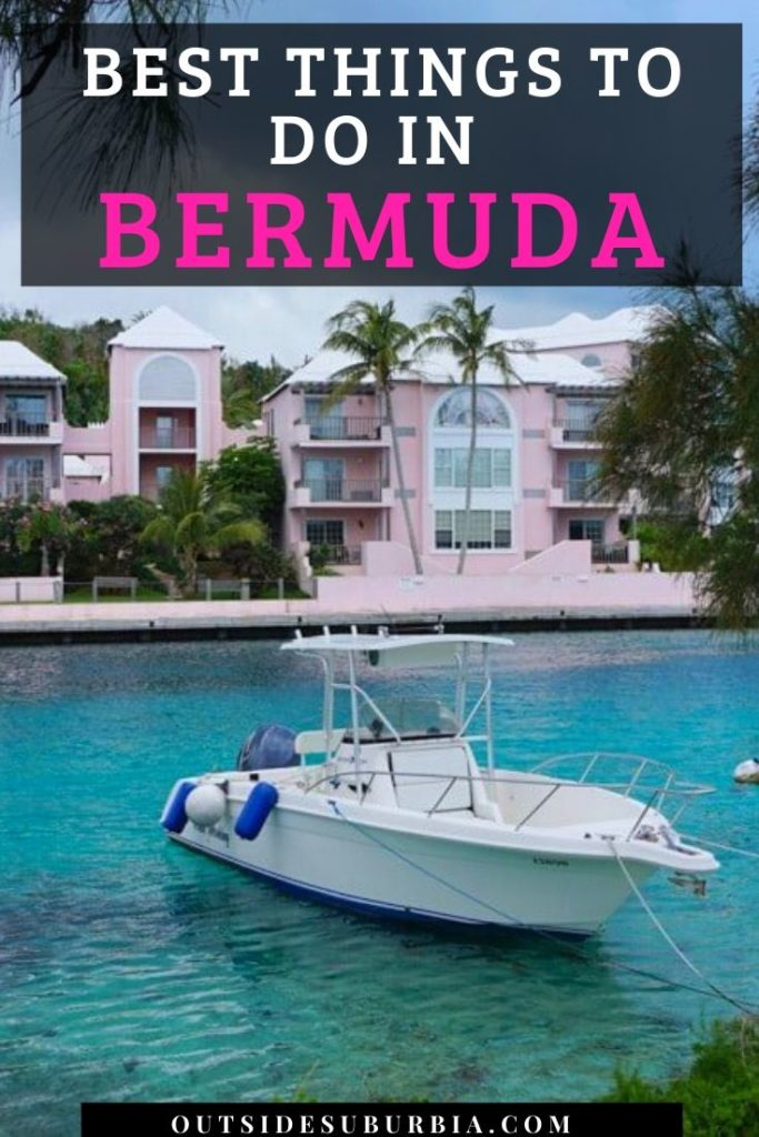 Beaches & Best things to do in Bermuda | Outside Suburbia