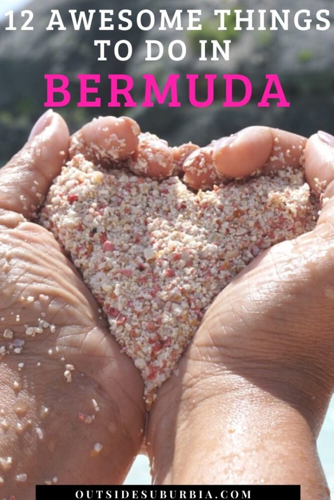 12 Awesome Things to do in Bermuda | Outside Suburbia