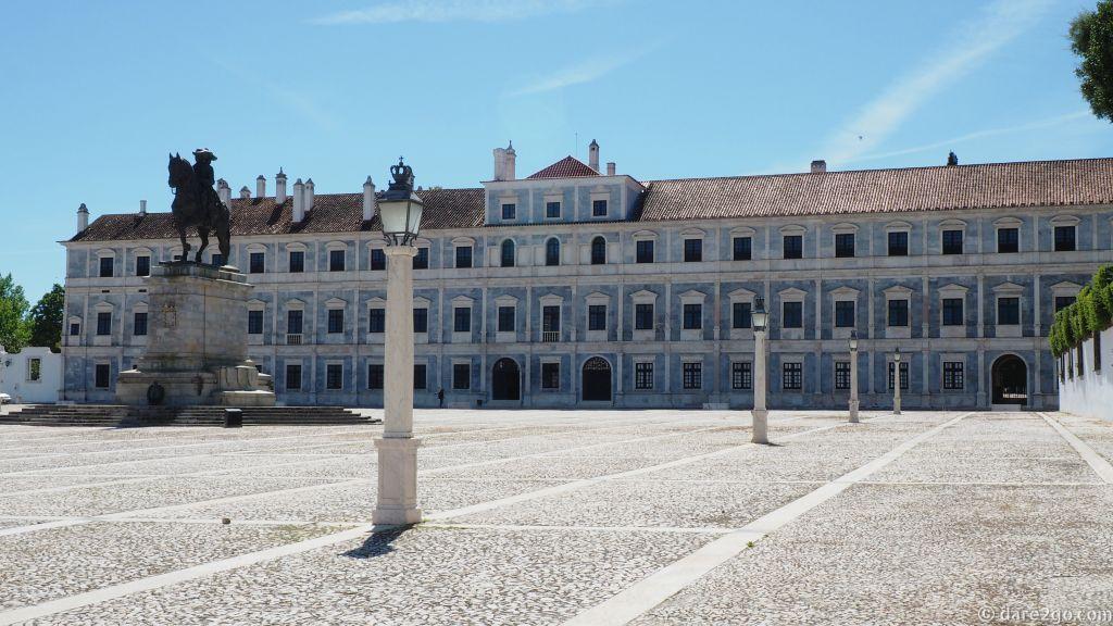 Vila Viçosa, Renaissance ducal town, Portugal