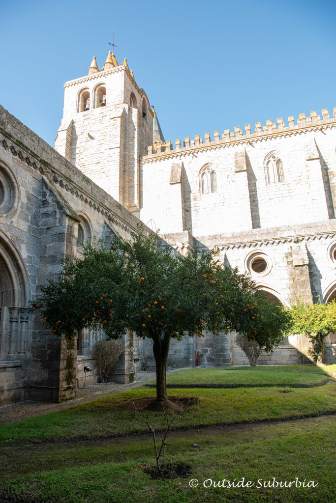 Evora Cathedral (Catedral da Sé) | Outside Suburbia