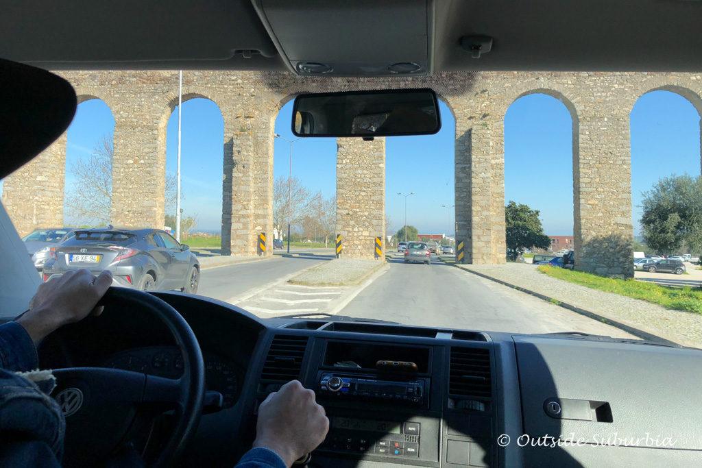 Aqueduct of Silver Water, Evora, Portugal | Outside Suburbia