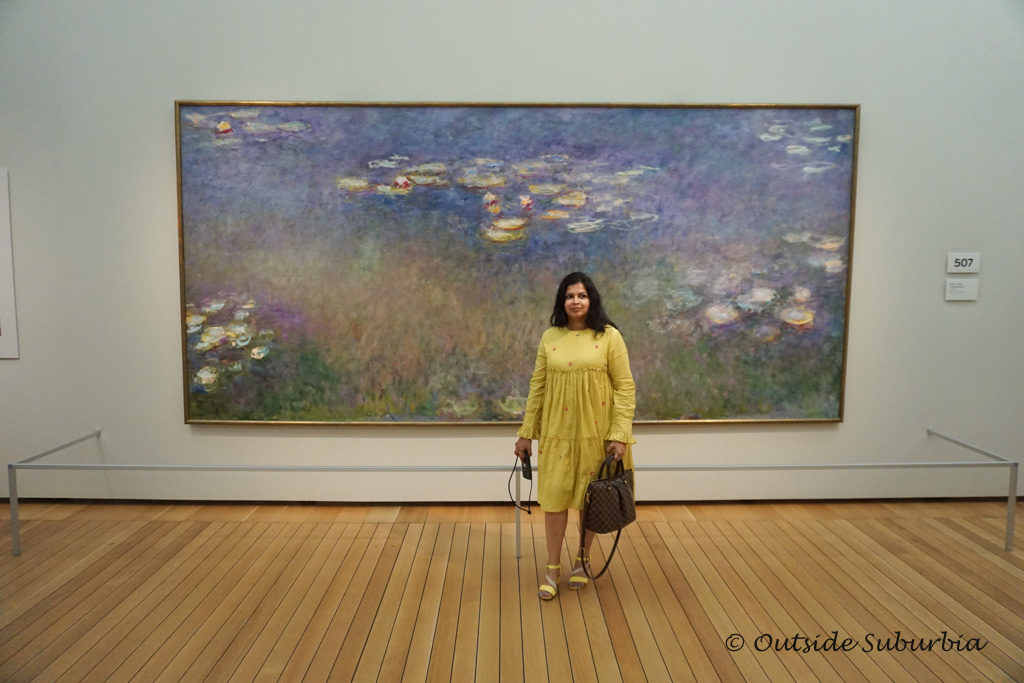 Monet at The Kimbell Art Museum