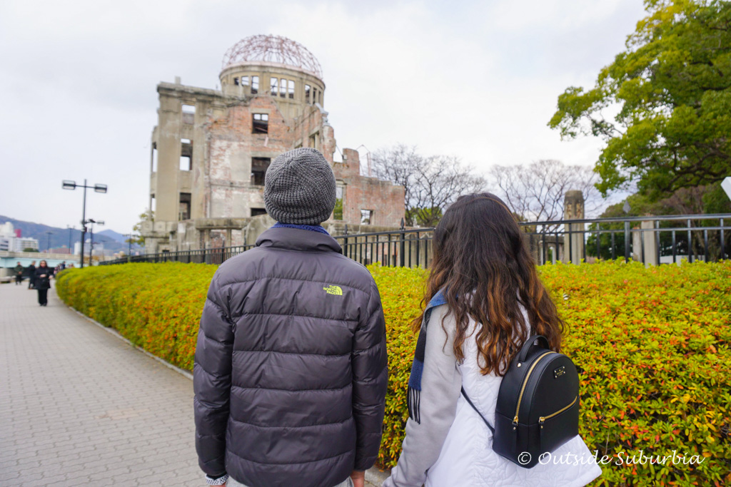 Hiroshima - Two week Japan Itinerary - Photo by Outside Suburbia