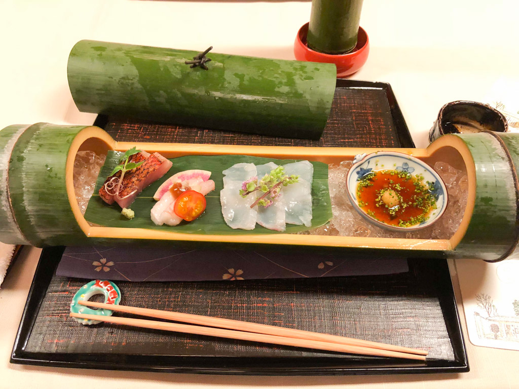 A traditional Kaiseki meal in Kyoto | Outside Suburbia