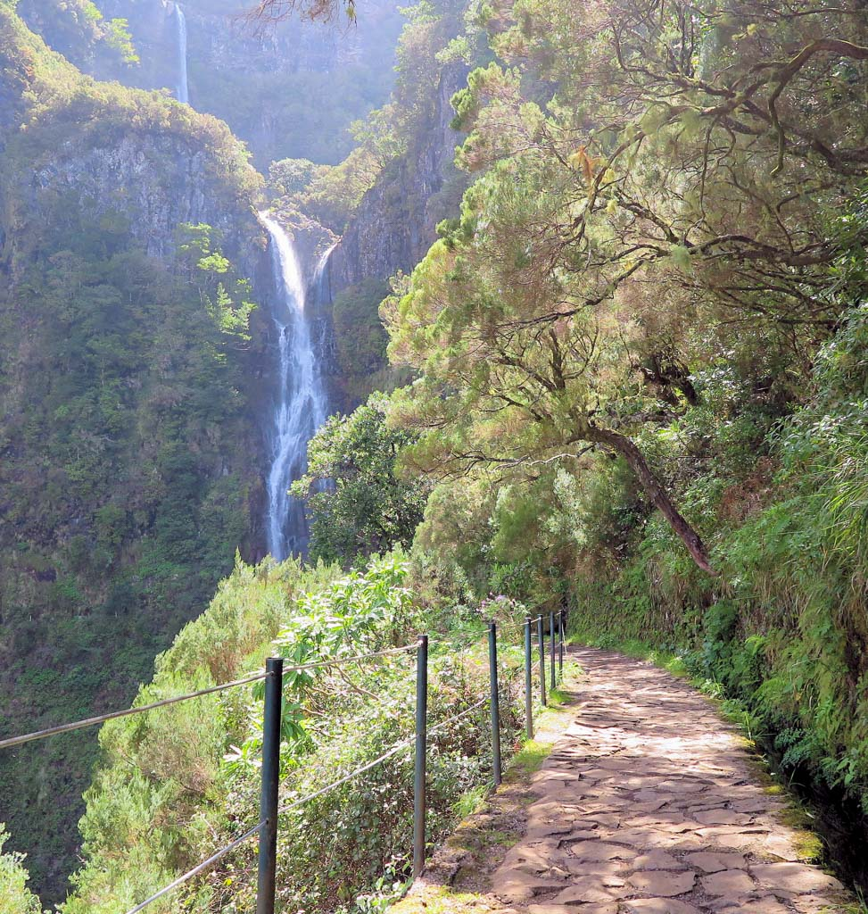 Levada do Risco hike in Madeira   - Beautiful places in Portugal you need to visit - OutsideSuburbia.com