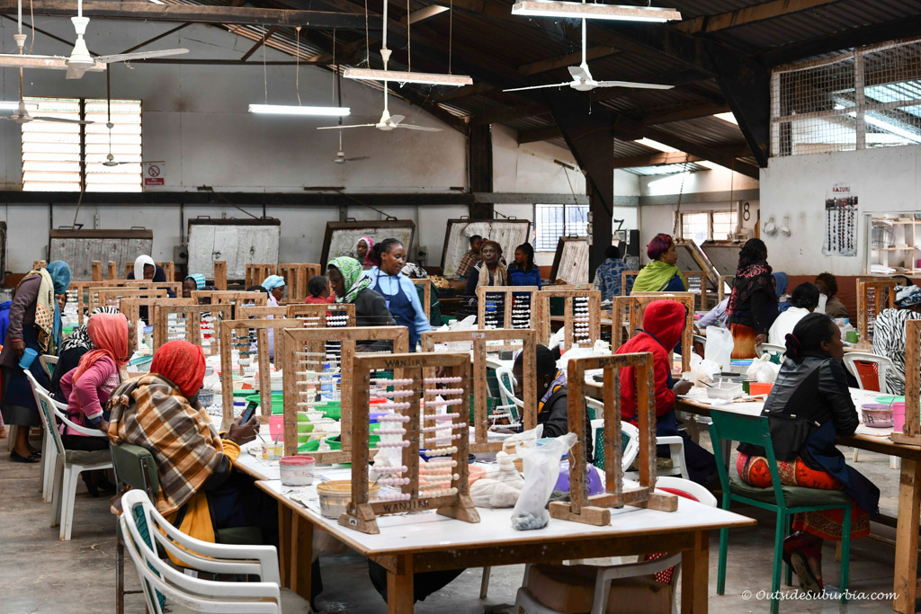 Kazuri Nairobi, Kenya - - Photo by OutsideSuburbia.com