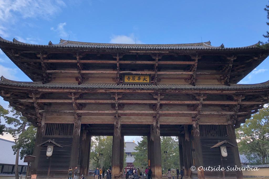 Nara, Japan | Outside Suburbia
