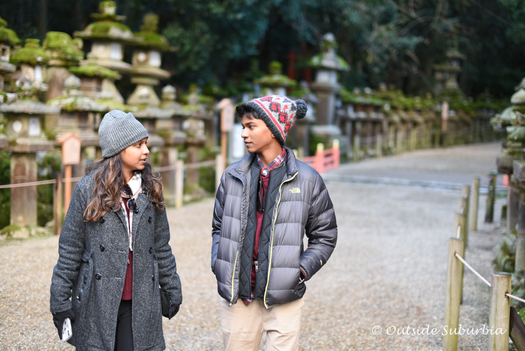 One day in Nara Park: Ancient Temples & Sacred Deer that bow for biscuits | Outside Suburbia