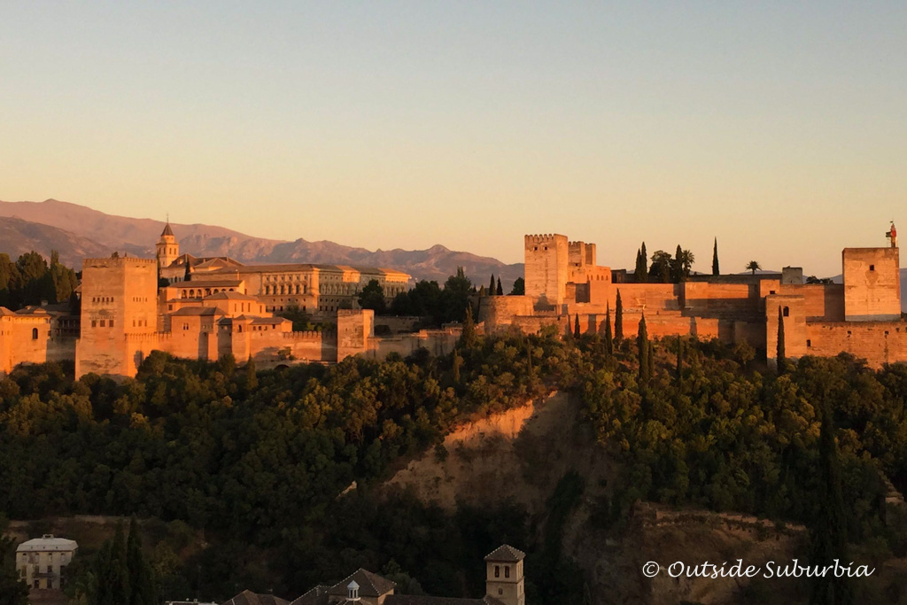 7 day Andalucia, Southern Spain Itinerary | Outside Suburbia