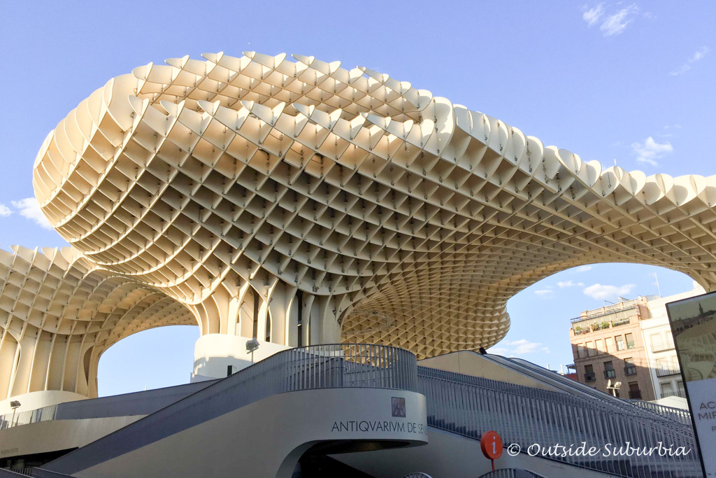 Seville, Best things to do on your 7 day Andalucia, Southern Spain Itinerary | Outside Suburbia