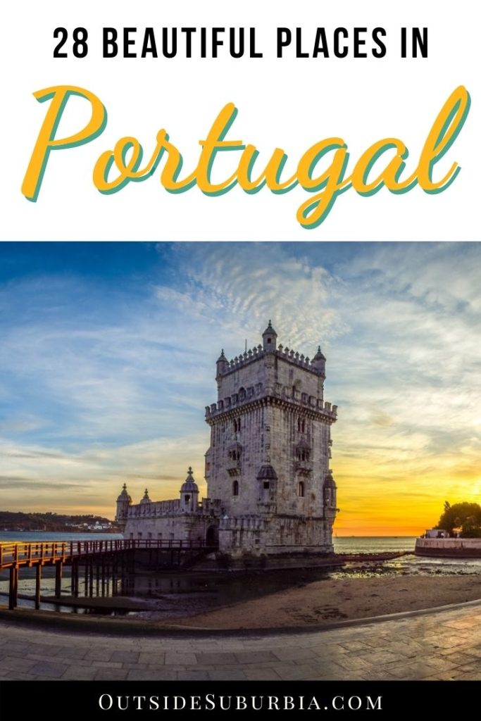 28 Beautiful Places to visit in Portugal | Outside Suburbia