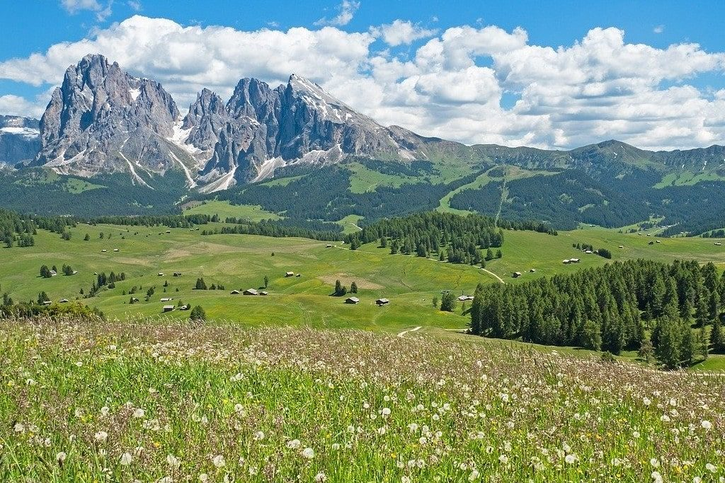 Dolomites , 15 Beautiful Cities to visit in Italy - OutsideSuburbia.com