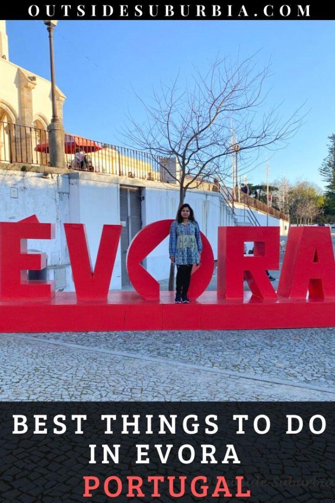 A day trip to Evora, Portugal | Outside Suburbia