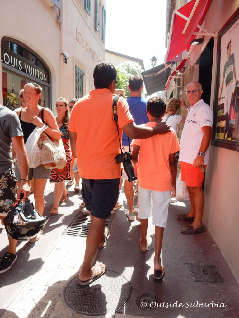 Looking for Ice cream in St. Tropez