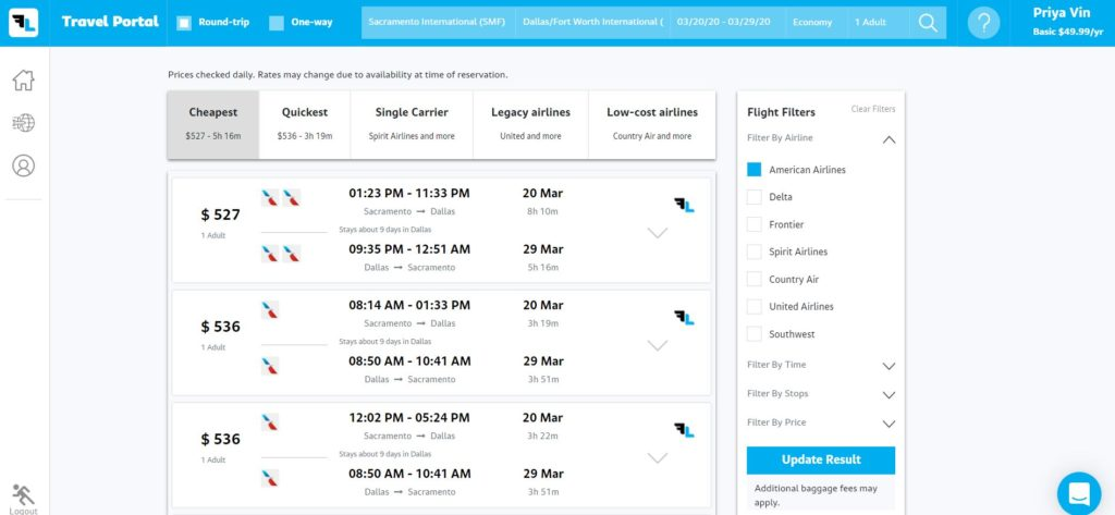 FlyLine Review: Cheap flights at wholesale prices