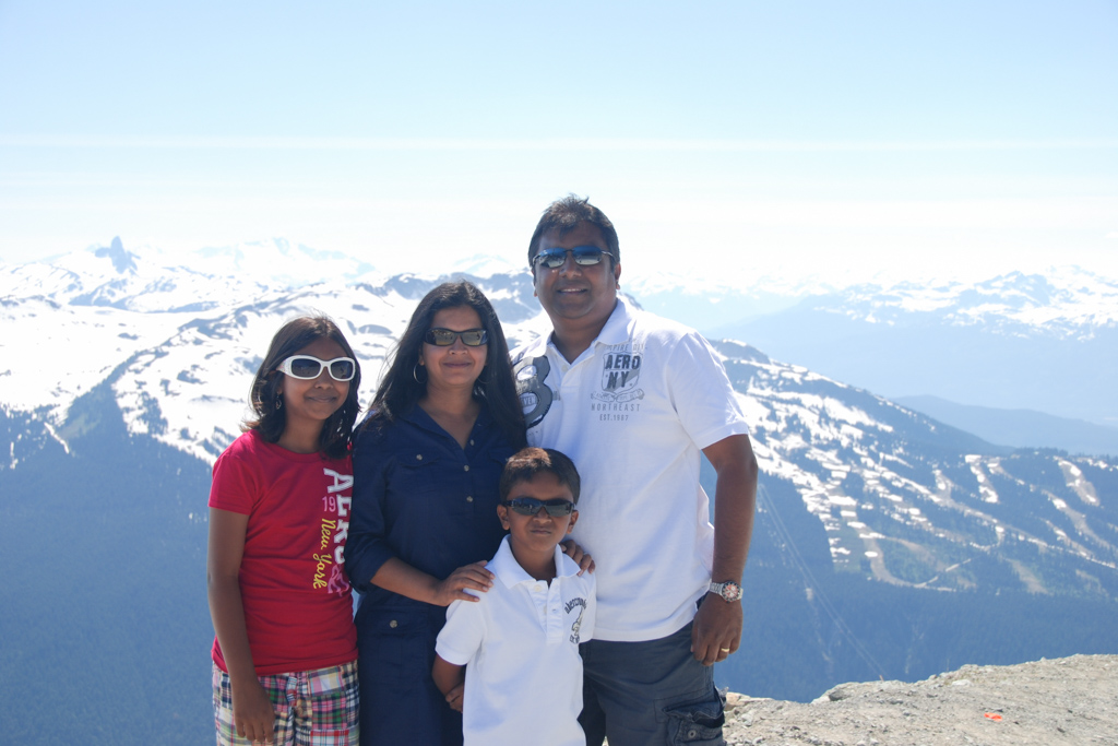 Peak 2 Peak Gondola Whistler Blackcomb - OutsideSuburbia.com