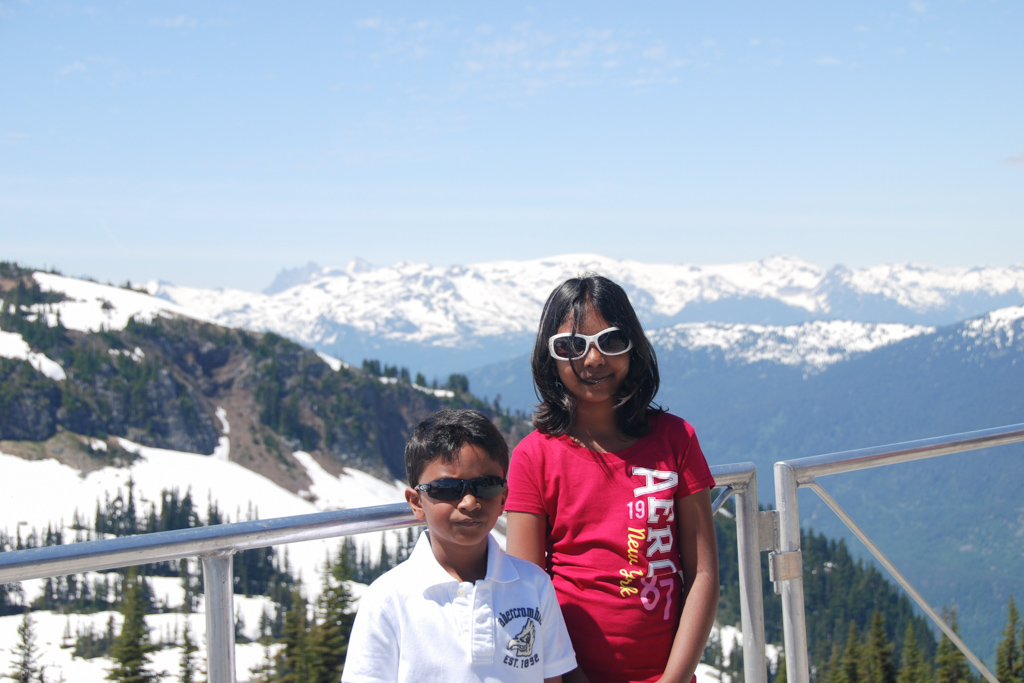 Peak 2 Peak Blackcomb