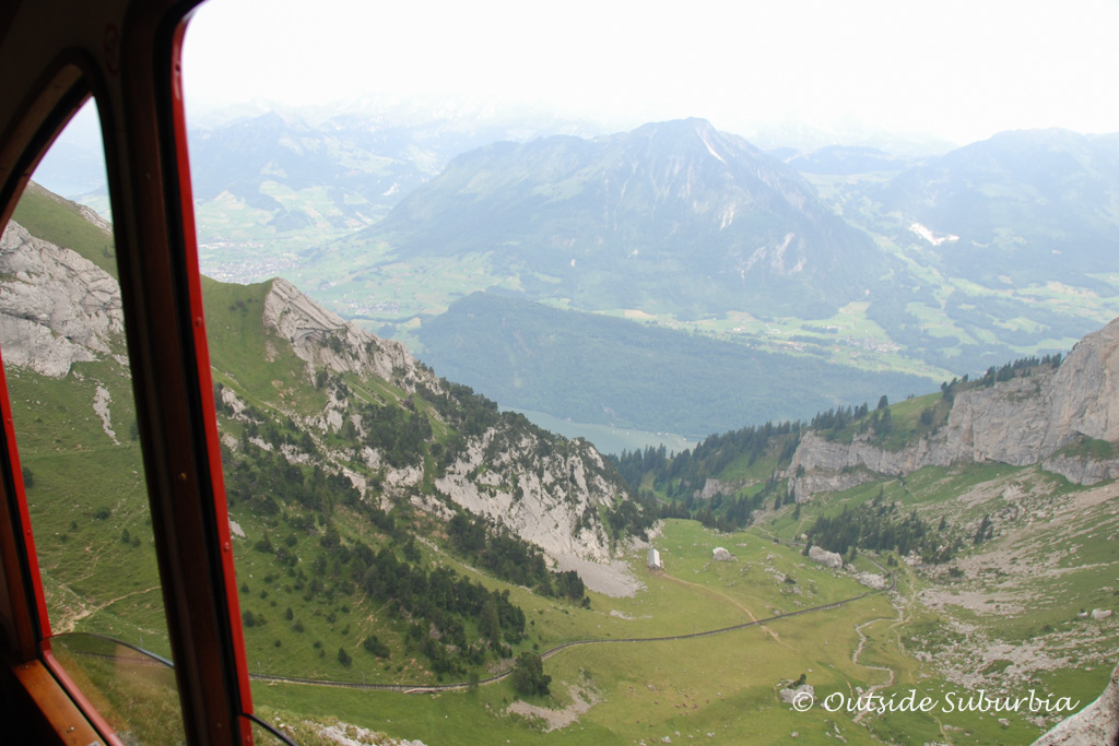 Golden Round trip - Day trip from Lucerne to Mt. Pilatus - outsidesuburbia.com