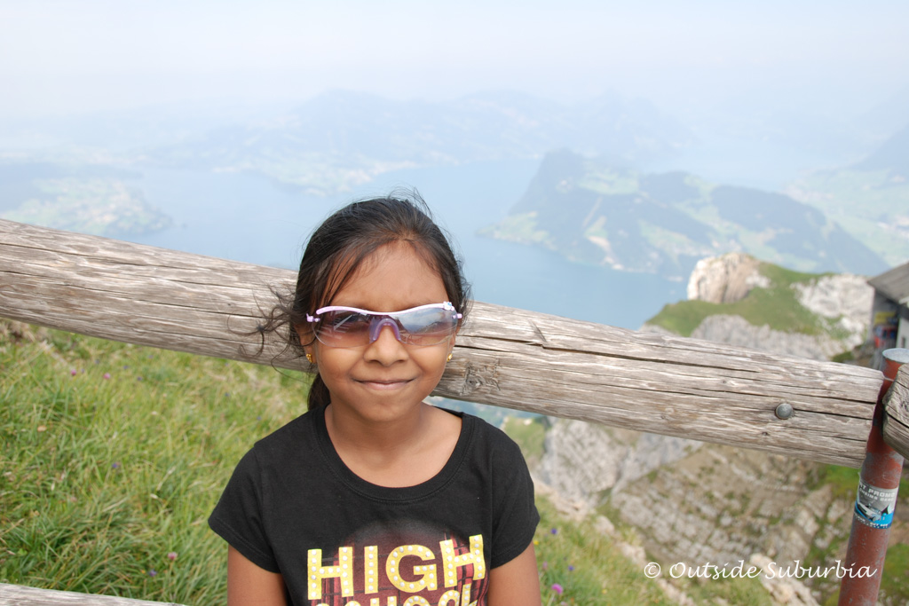 Hiking in Mount Pilatus