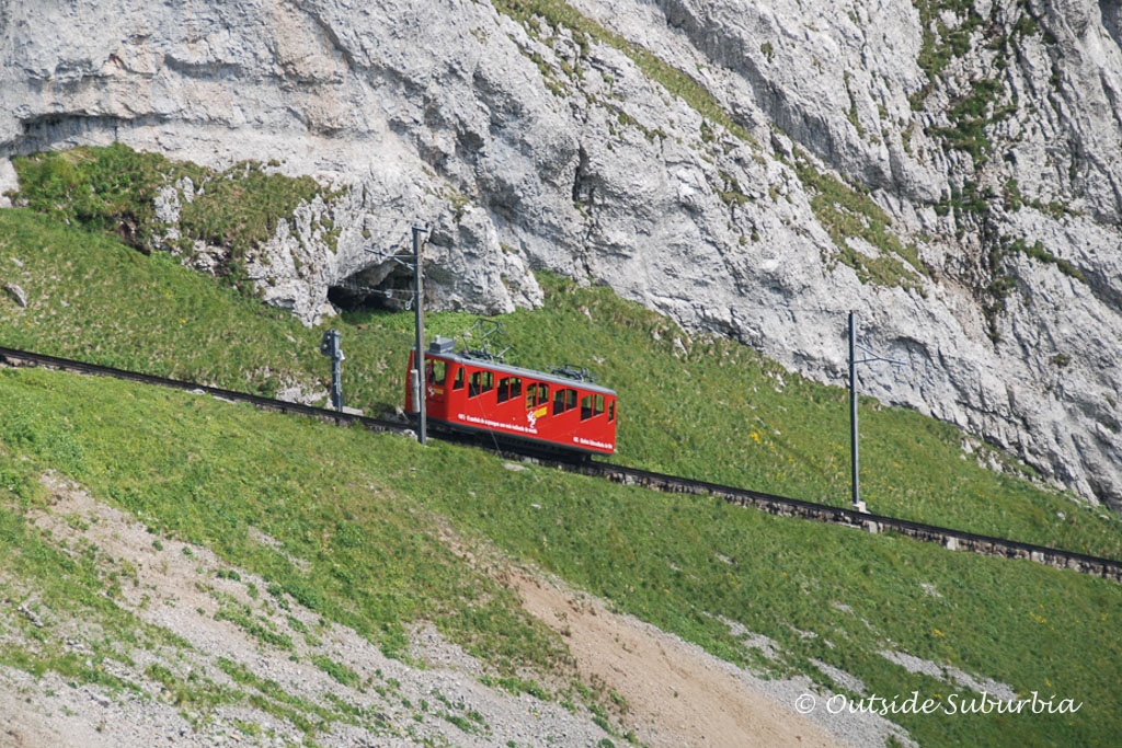 Day trip from Lucerne to Mt. Pilatus - outsidesuburbia.com