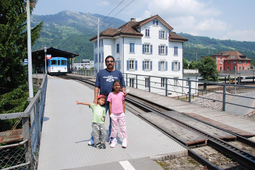 A day trip to Mount Rigi(Rigi Kulm)