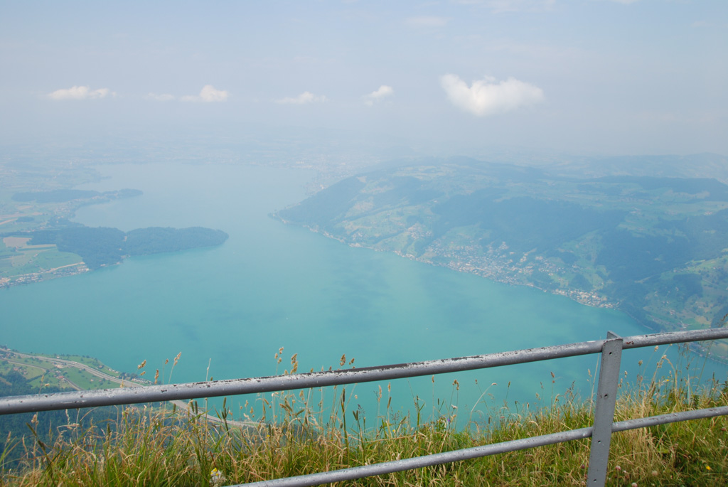 View from Mount Rigi