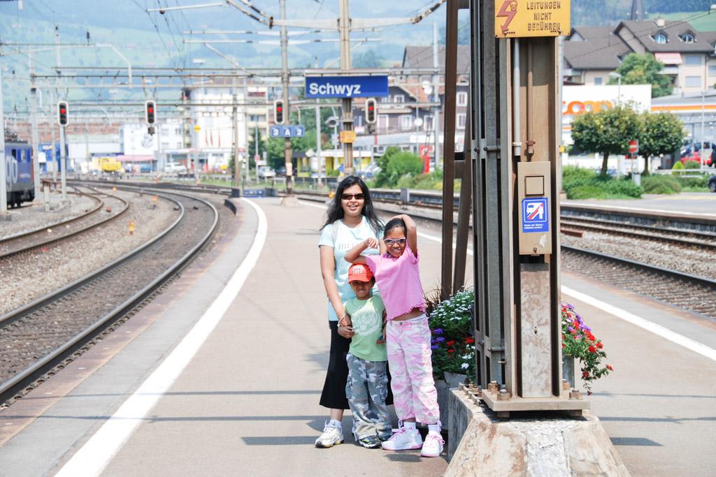 A day trip to Schwyz, Switzerland - outsidesuburbia.com