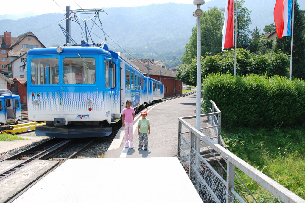 How to get to Mount Rigi