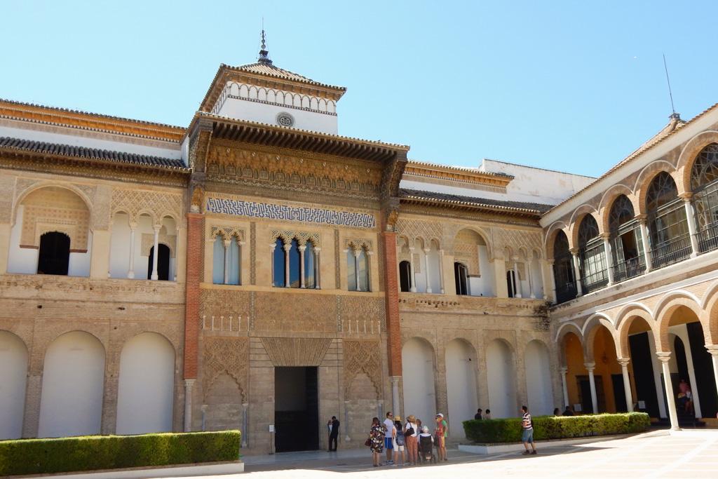 Mudejar Palace, Seville