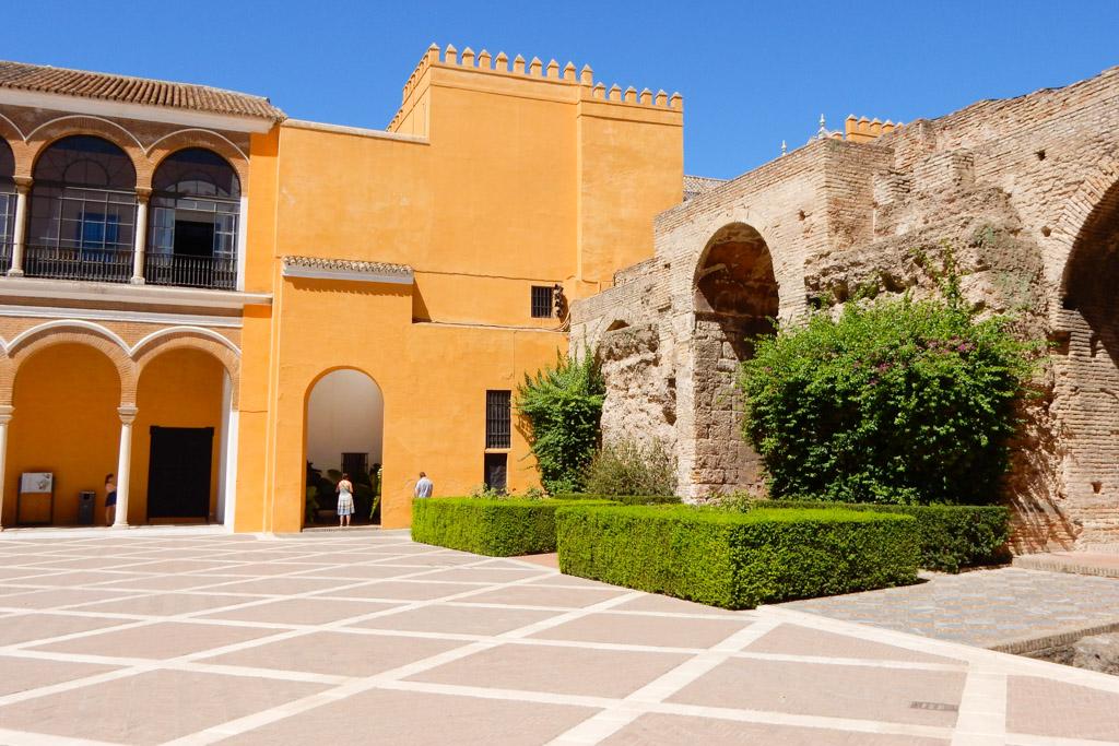 Alcazar,Seville