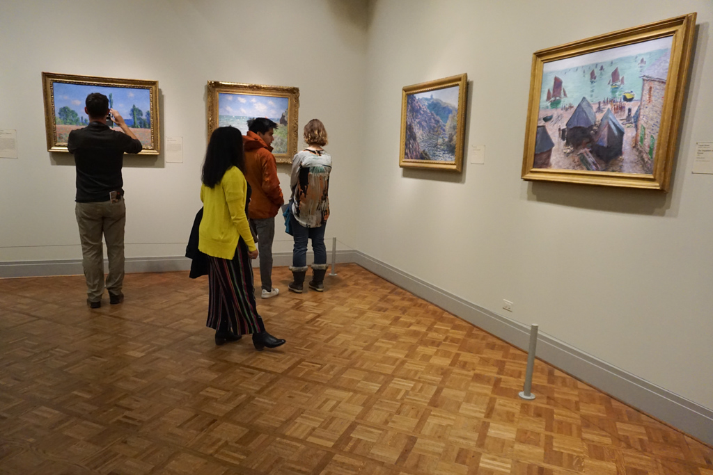A virtual museum walk at the Art Institute of Chicago - OutsideSuburbia.com