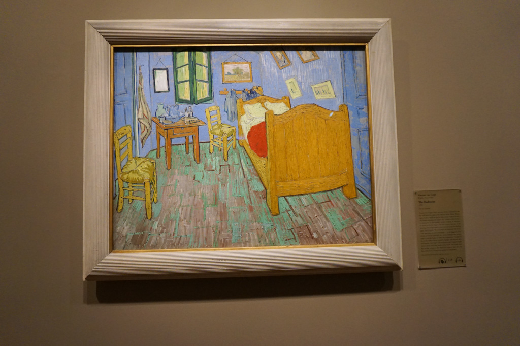 Artworks by Vincent Van Gogh at Art Institute of Chicago