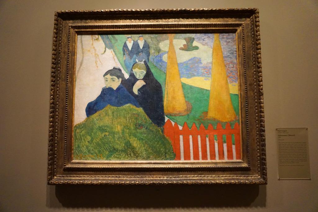 Arlésiennes (Mistral) by Paul Gauguin
