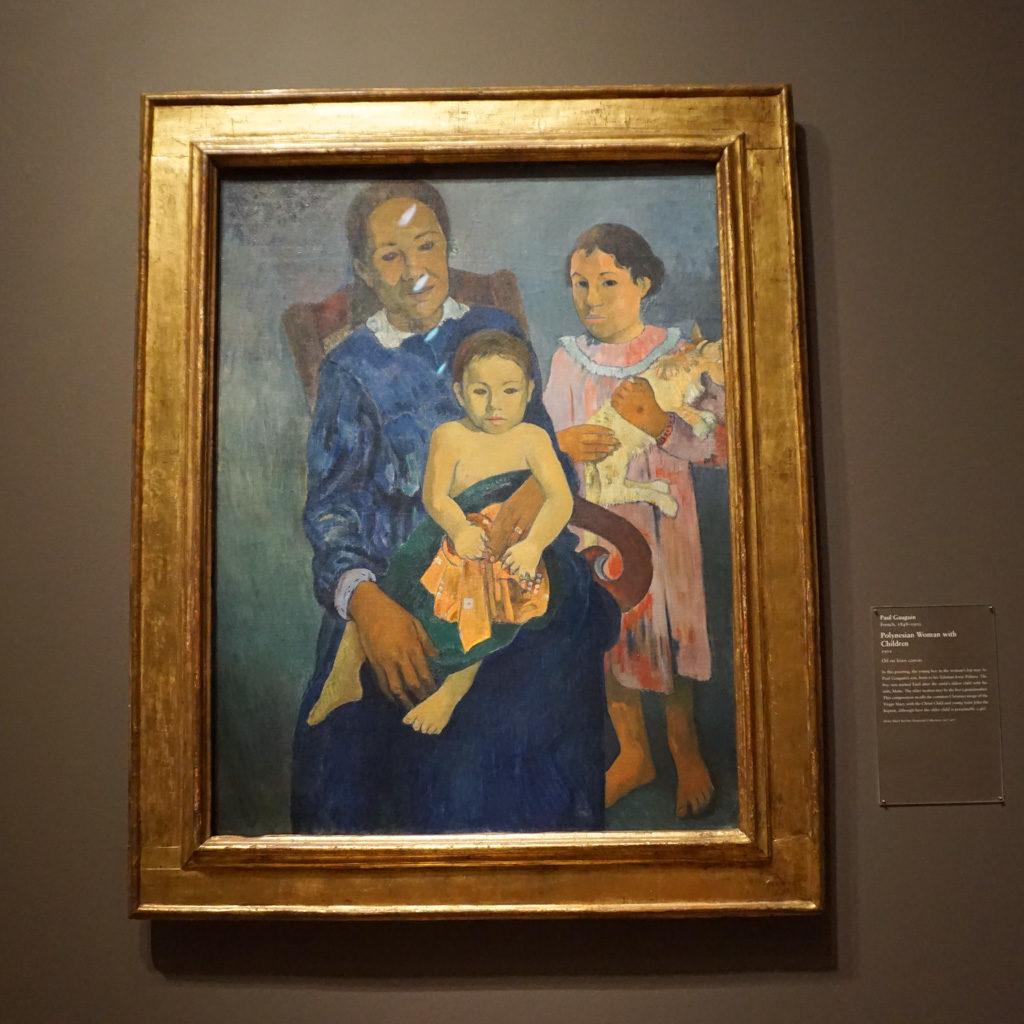 Paul Gauguin at the Art Institute of Chicago