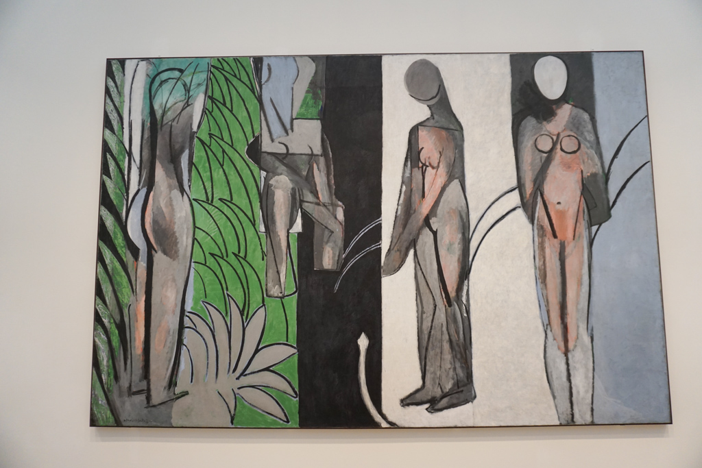 Bathers by a River ― by Henry Matisse