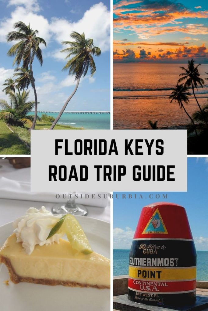 Florida Keys Road trip Guide | Outside Suburbia