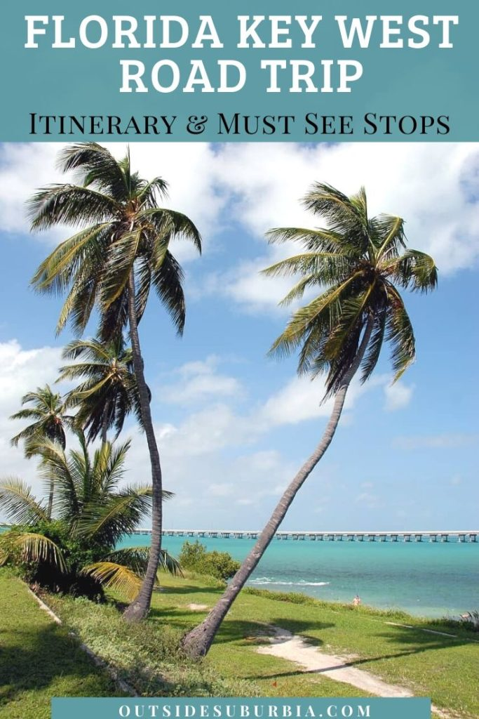 Miami to Key West drive, Itinerary & Must see stops   Outside Suburbia